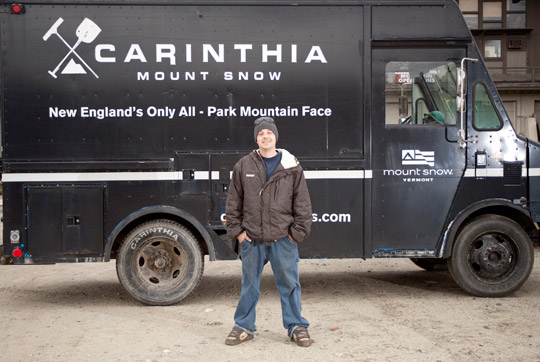 Carinthia Terrain Park of Mount Snow Steps Up With New Park Manager