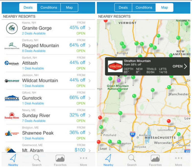 5 Ski and Snowboard Apps You Got To Have