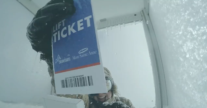 What Would You Do For A Free Lift Ticket