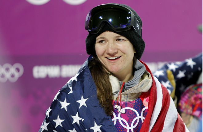 Getting to Know Kelly Clark